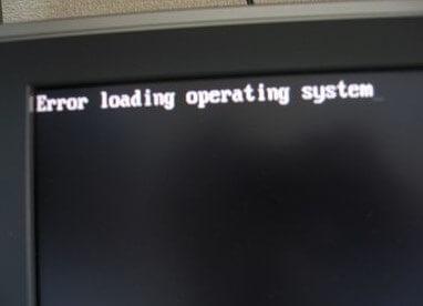 Langkah Mudah Memperbaiki Error Loading Operating System Windows